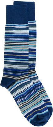 Paul Smith striped socks $35 thestylecure.com
