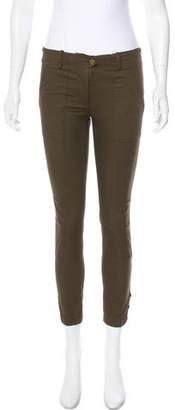 Veronica Beard Mid-Rise Field Cargo Pants w/ Tags