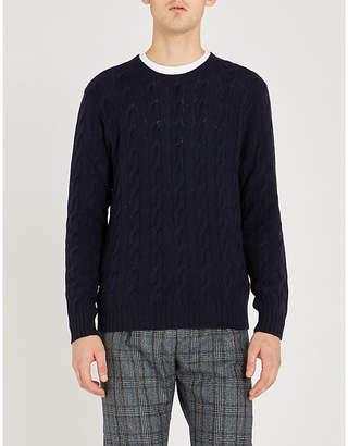 Polo Ralph Lauren Cable-knit cashmere jumper