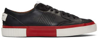 Givenchy Black Basse Tennis Sneakers