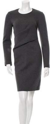 Calvin Klein Collection Aurora Long Sleeve Dress w/ Tags