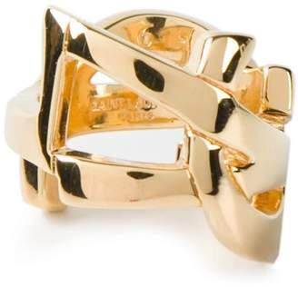 Saint Laurent 'Monogram' ring