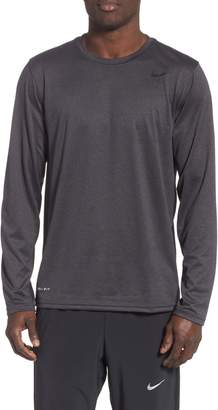 Nike 'Legend 2.0' Long Sleeve Dri-FIT Training T-Shirt