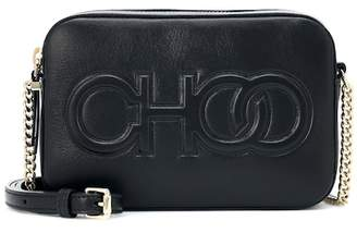 Jimmy Choo Balti leather crossbody bag