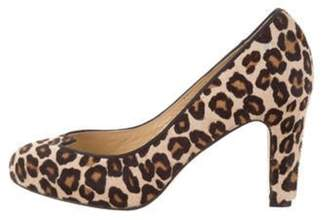 Opening Ceremony Chloë Sevigny for Ponyhair Round-Toe Pumps Tan Chloë Sevigny for Ponyhair Round-Toe Pumps
