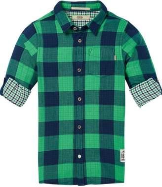 Scotch & Soda Bonded Shirt Regular fit
