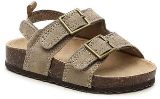 Osh Kosh Bruno Toddler Sandal -Tan - Boy's