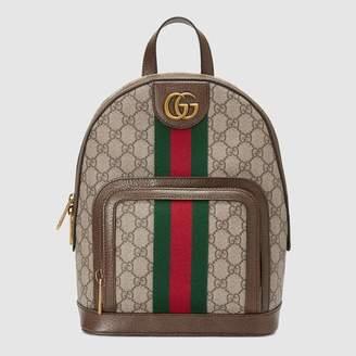Gucci (グッチ) - 〔オフィディア〕GG スモール バックパック