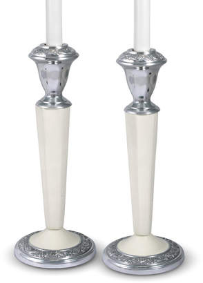 Mikasa Set of 2 Candle Holders