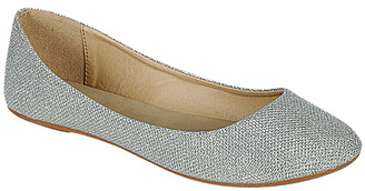 Silver Demi Flat $19.99 thestylecure.com