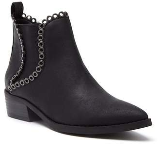 Matisse Zella Faux Leather Bootie