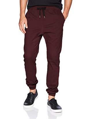 Zanerobe Men's Signature Stretch Fabric Slim Sureshot Jogger Pants