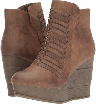 Sbicca Nyle Women's Zip Boots
