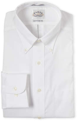 Eagle Solid White Dress Shirt