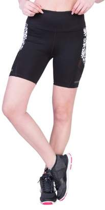 Avia Women's Core Active High-Waist Flex Tech Bike Short