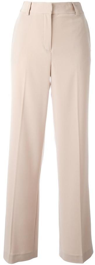 DKNY wide leg trousers