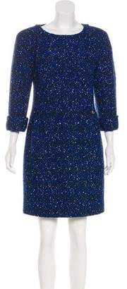 Chanel 2017 Fantasy Tweed Dress