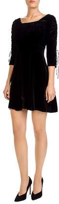 The Kooples Bliss Velvet Dress