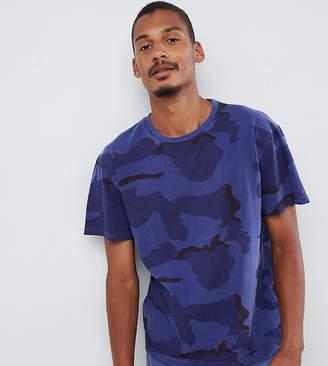 Reclaimed Vintage inspired overdye camo t-shirt