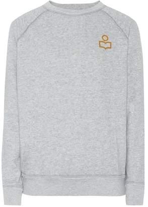 Etoile Isabel Marant Isabel Marant, Étoile Milly cotton-blend sweatshirt