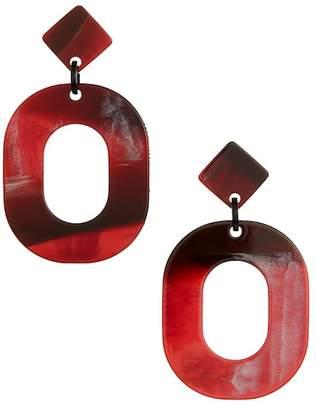 BP Geometric Drop Earrings