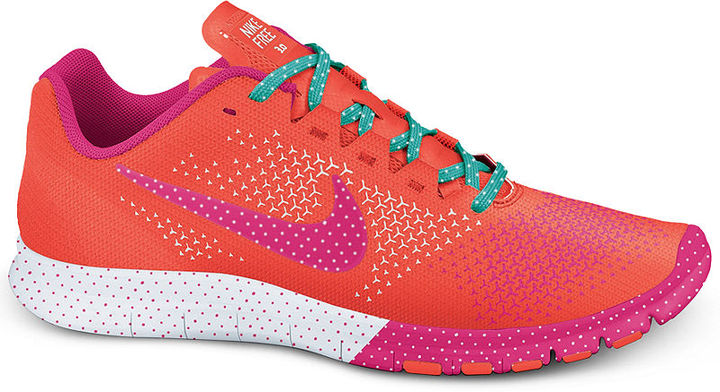 Nike Women's Free Advantage Mesh Caf Running Sneakers from Finish Line