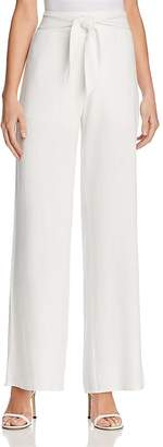 Aqua Tie-Waist Wide-Leg Pants - 100% Exclusive