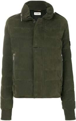 Saint Laurent puffer jacket