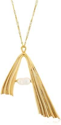 ATTICO Alican Icoz Amore Long Chain Necklace