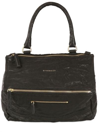 Givenchy Medium Pandora Washed Leather Bag