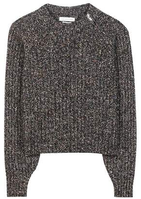 Buy Cheap Fake Largest Supplier Sale Online Kepson Colorblock Graphic Sweater Isabel Marant Cheap Sale Best Sale Cheap Store 4rr0lNnDi