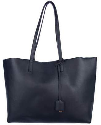 Saint Laurent East/West Shopping Tote