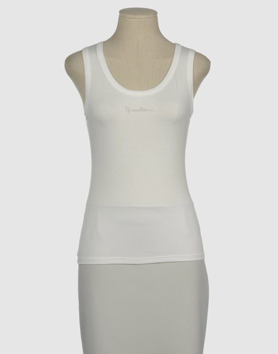 ROCCOBAROCCO Sleeveless t-shirt