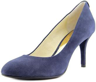 MICHAEL Michael Kors Flex Mid Pump Women US 8.5 Blue Heels