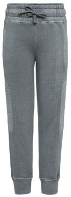 Molo Atticus Quilted Sides Sweatpants, Size 4-12