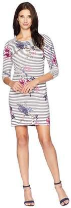 Joules Riviera Printed Jersey Dress Women's Dress