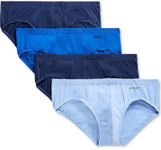 2xist Tagless Bikini Briefs, 4 Pack