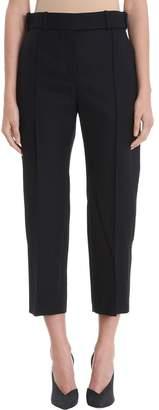 Alexandre Vauthier Black Wool Trousers
