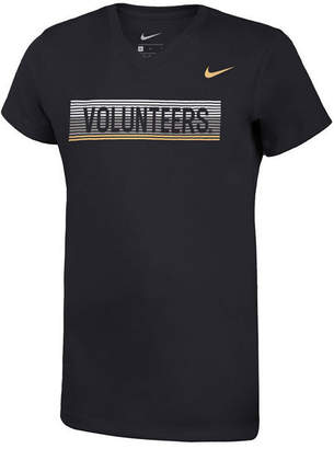 Nike Girls' Tennessee Volunteers Legend V-Neck Mascot T-Shirt