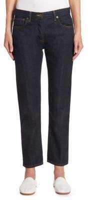 The Row Ashland Cropped Jeans