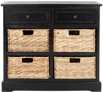 One Kings Lane Hayden Storage Unit - Black