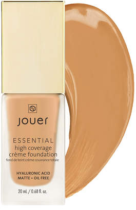 Jouer Cosmetics Essential High Coverage Creme Foundation - Bronzed