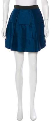 3.1 Phillip Lim Tiered Mini Skirt
