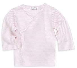 Kissy Kissy Baby Girl's Striped Cotton Tee