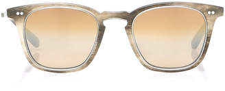Mr. Leight Getty Square-Frame Sunglasses