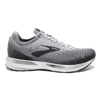 Brooks Women's Levitate 2 Running Shoe (BRK-120279 1B 4083320 5.5 Gry/EBO/WHT)