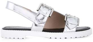 Opening Ceremony 'Mirror' monk strap sandals