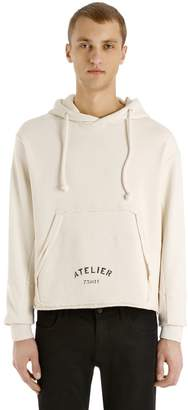 Maison Margiela Hooded Japanese Cotton Sweatshirt