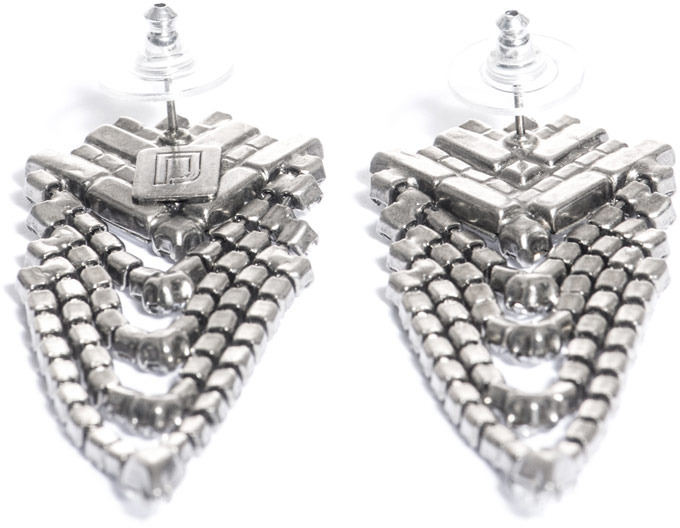 Dannijo Mariella diamante earrings