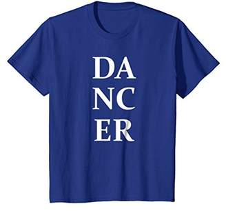 Dancer T-Shirt Dance Tee